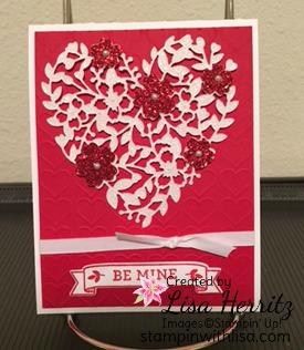 Valentines day red