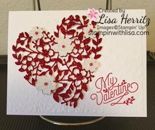 Valentine day white